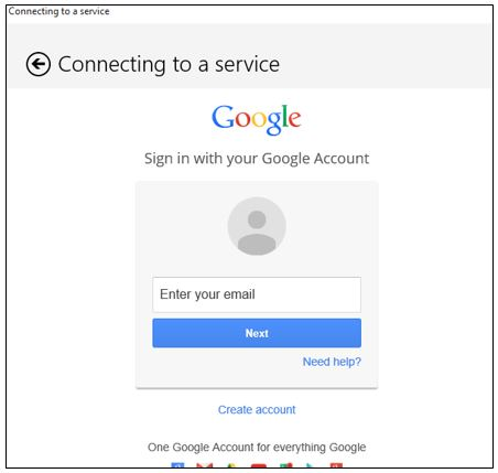 How to Add Gmail Account